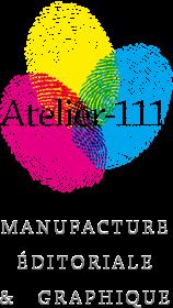 Atelier-111, Manufacture éditoriale et graphique.