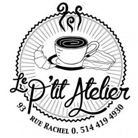 Atelier 111 Logo patisserie tradition Montréal
