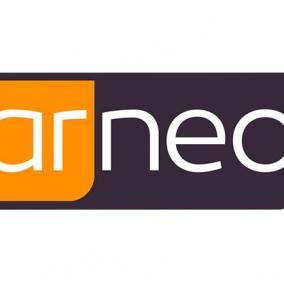 Logo pour l'application web de réalité augmentée ARNEO